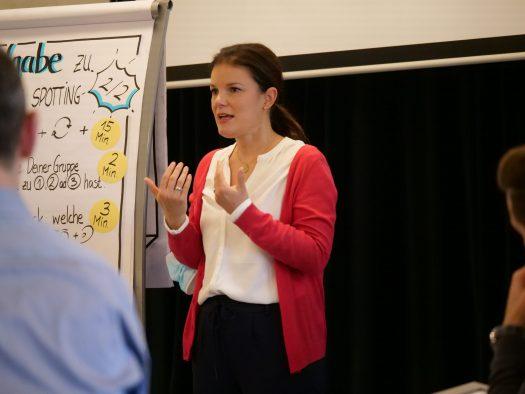 Kerstin Renner –Empowerment Trainings